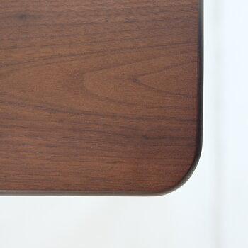 【送料無料】ダイニングテーブル4人掛けサイズ横幅120cmブラウンシンプルテーブル単品table天然木ウォールナット食卓キッチン作業台ダイニングリビングカフェ引越し新生活食卓机EMT-3058BRemoDiningTable1200