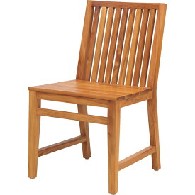 【2脚セット】チェア LFP Side Chair ダイニングチェア dining chair 椅子 イス 1人掛け 1Pチェア 天然木 チーク材 インテリア lfpc-3036na 木製 ウッドチェア 背もたれ 食事椅子 キッチン ダイニング 家具 カフェ 北欧 おしゃれ ショップ