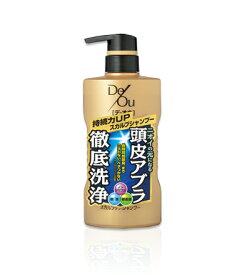 デ・オウ 薬用スカルプケアシャンプー 400ml 【医薬部外品】 ロート製薬