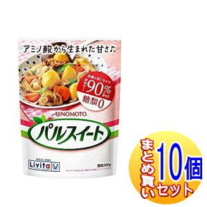 【10個セット】パルスイート顆粒袋入 200g×10個 大正製薬【小型宅配便】