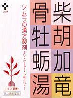 ツムラ柴胡加竜骨牡蛎湯(1012)24包漢方薬【第2類医薬品】