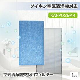 交換用集塵フィルター 品番【KAFP029A4】空気清浄機用交換部品 ダイキン空気洗浄機対応 取り替え用 KTJBESTF互換品