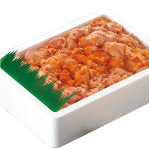 【数量限定】博多の味 明太子 バラ切子 1kg【箱入り】