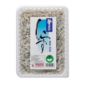 【国産の最上級品】静岡産 釜揚げしらす 195g×1パック