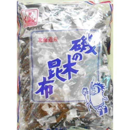 北海道産お徳用 磯の木昆布 1kg 業務用