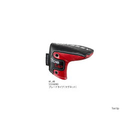 ●オデッセイ (純正)パター カバーToe Up用