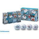 ●2017 ブリヂストン ゴルフ ボールI'm Doraemon EXTRA SOFT 1ダース
