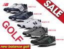 【SALE!!】new balance/ニューバランスゴルフシューズ[メンズ]MGB574 US/NW/TR/GN/BG