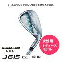 ●BRIDGESTONE GOLF/ブリヂストンゴルフJ615 CL アイアン【レディース】J15-31Iシャフト 単品