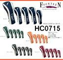 ●フォーティーンヘッドカバー(#1,3,5,X,UTの5個セット) HC0715