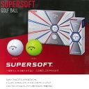 ●キャロウェイ ボール(2019)SUPERSOFT/スーパーソフト ボール 1ダース