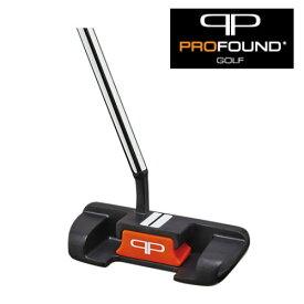 ●PROFOUND GOLF/プロファウンドゴルフ パターWINGBLADE/ウイングブレード 37インチ(Arm Lock)