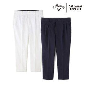 ●2020 S/S Callaway/キャロウェイ ウェア【メンズ】アンクルパンツ 241-0126511