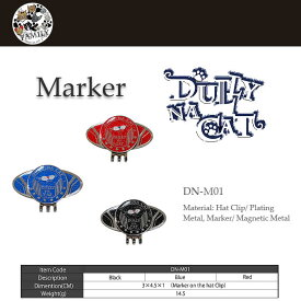 ●DULLY NA CAT/ダリーナ キャットマーカー