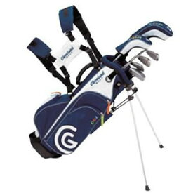 ●クリーブランドゴルフ ジュニアMEDIUM(7-10才 115〜135cm) 6本セット