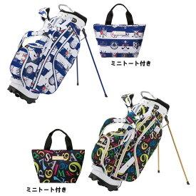 ●2020 AKIRA Stand Caddie Bag/2020 アキラ スタンド キャディバッグ