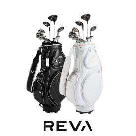 キャロウェイゴルフ レディースセット REVA PACKAGE SET(2020)/レバ パッケージセット