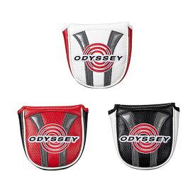 2021 オデッセイ パターカバー Odyssey Authentic Neo Mallet Putter Cover 21 JM 5521060/5521061/5521062