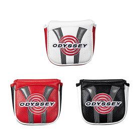 2021 オデッセイ パターカバー Odyssey Authentic Neo Mallet Putter Cover L 21 JM 5521063/5521064/5521065