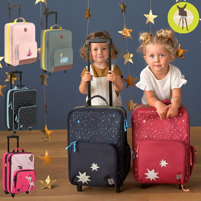 送料無料 スーツケース キャリーケース キャリーバッグ 子供用 キャリーカート かわいい トローリー キッズ 旅行 トラベルバッグ 小学生 8柄 クリスマス レッシグ lessig トランク