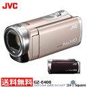 JVC Everio フルハイビジョンビデオカメラ 32GB 光学40倍 アクティブモード搭載 GZ-E400