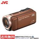 【店長厳選おまかせビデオカメラ】【全国送料無料】JVC タフ&長時間バッテリー ビデオカメラ 【フルハイビジョン タ…