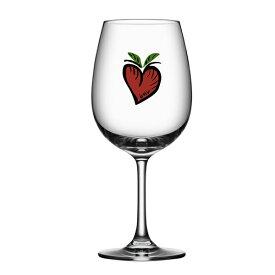 【KOSTA BODA】コスタ ボダ FRIENDSHIP ワイングラス HEARTS/北欧デザイン/ギフト