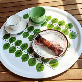 北欧 インテリア 雑貨 BERSA ベルサ スティグ リンドベリ ラウンドトレイ L 直径65cm 北欧デザイン キッチン雑貨 北欧食器 送料無料