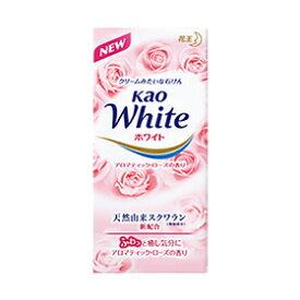 花王 ホワイト アロマティックローズの香り普通サイズ 6個箱85g×6個【この商品は注文後のキャンセルはできません。】【北海道・沖縄は別途送料必要】