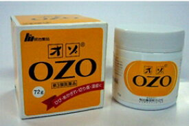 【第3類医薬品】【T】明治薬品株式会社OZO(オゾ) 72g【北海道・沖縄は別途送料必要】