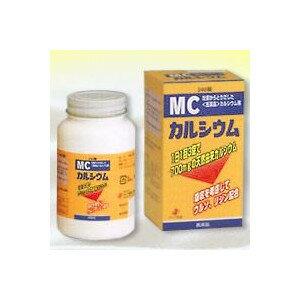 【第3類医薬品】【4月28日までポイント10倍!】ゼリア新薬株式会社MCカルシウム 240錠