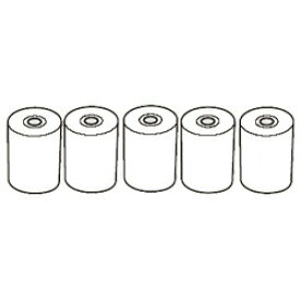 オムロン血圧計ロール紙25mx5巻(商品発送まで7-14日間程度かかります)【北海道・沖縄は別途送料必要】