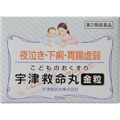 【第2類医薬品】宇津救命丸株式会社宇津救命丸 金粒 103粒