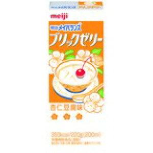明治乳業明治メイバランスブリックゼリー杏仁豆腐味 220ml×24個(発送までに7〜10日かかります・ご注文後のキャンセルは出来ません)
