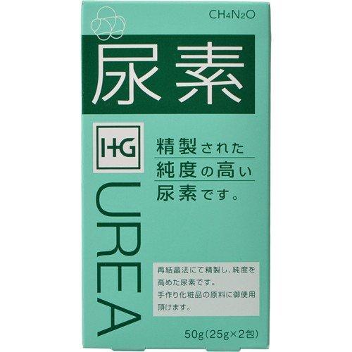大洋製薬株式会社自家製化粧品 尿素(UREA) 25g×2包【北海道・沖縄は別途送料必要】