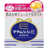 ジュジュ化粧品株式会社マダムジュジュEクリーム 普通肌用 52g【うるおいクリーム】