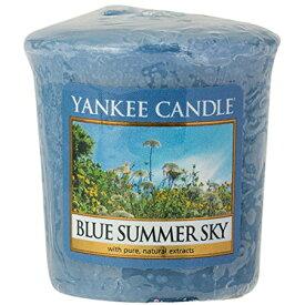 【送料980円】株式会社ニシカワ [YANKEE CANDLE]ヤンキーキャンドル YCサンプラー ブルーサマースカイ 60g×6個セット<アロマキャンドル>(商品発送まで10-14日間程度かかります)(ご注文後のキャンセルができません)