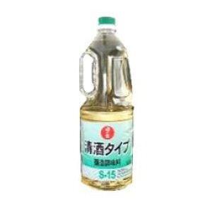 キング醸造株式会社日の出 味の宴清酒タイプS-15 1.8L×6個セット【北海道・沖縄は別途送料必要】