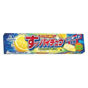 森永製菓株式会社すッパイチュウ レモン味(12粒)×12個セット【北海道・沖縄は別途送料必要】