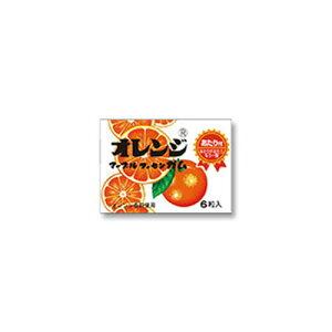 丸川製菓株式会社オレンジマーブルガム(6粒入)×33個セット(+当たり分3個付き)【北海道・沖縄は別途送料必要】