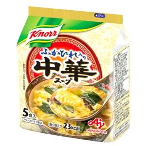 味の素 株式会社「クノール(R) 中華スープ」5食入袋 29g×10個セット【たんぽぽ薬房】【■■】
