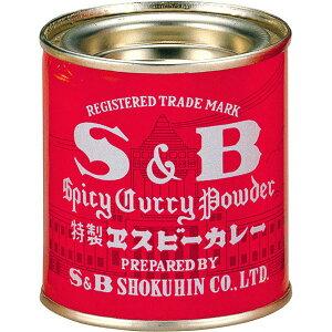 エスビー食品株式会社カレー 37g<赤缶カレー粉> ×10個セット【たんぽぽ薬房】【■■】