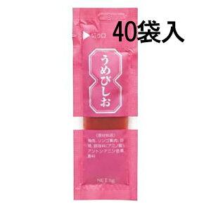 三島食品株式会社 うめびしお 8g×40袋入<ペースト製品(佃煮/調味みそ)><梅びしお>
