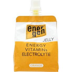 大塚製薬株式会社エネルゲンゼリー オレンジ味 (200g)<カラダを活動的にさせるためのエネルギー>