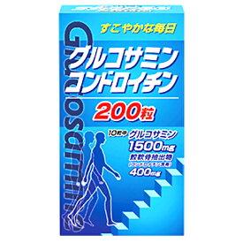 (株)ユーワグルコサミン・コンドロイチン 50g(250mg×200粒)【たんぽぽ薬房】