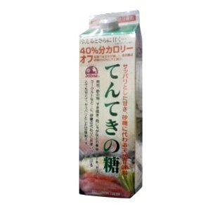 【あす楽12時まで】やまと蜂蜜◆てんてきの糖(紙パック) 1200g12本セット【おまけ付き♪】〜天然甘味料〜【神戸たんぽぽ薬房】【RCP】