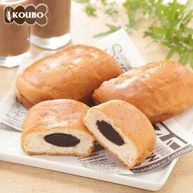 【チョコクリームパン 12個入り】長持ち 日持ち 長期保存 常備 防災食 非常食 備え 買い置き 朝食 おやつ