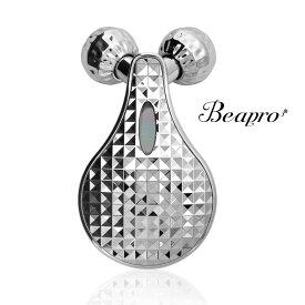【新発売】正規品 Beapro ビープロ 004 - マイクロカレント 3D 美顔ローラー