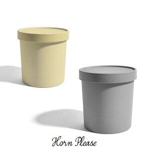 キャニスター ECO 500ml Sサイズ / 砂糖 塩 保存 珈琲 茶葉 バンブーファイバー コーンスターチ 有機資源 原料 保存容器 天然素材 バンブーファイバー スタッキング 3サイズ 2色