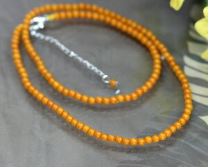 琥珀 ネックレス パワーストーン ネックレス 琥珀ネックレス アンバーネックレス|琥珀|琥珀|琥珀 3mm|パワーストーン 3mm ネックレス|パワーストーン|水晶|アンバー|琥珀